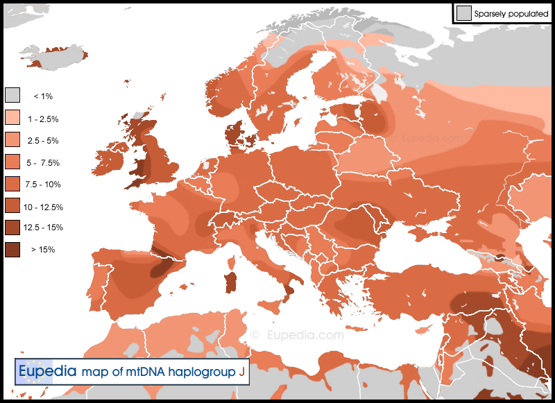 mtDNA-J-map Eupedia 2013
